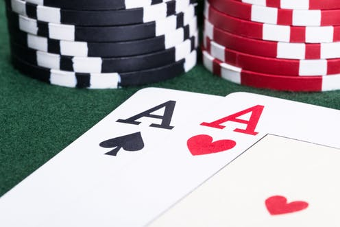 Playing Awesome Poker Online